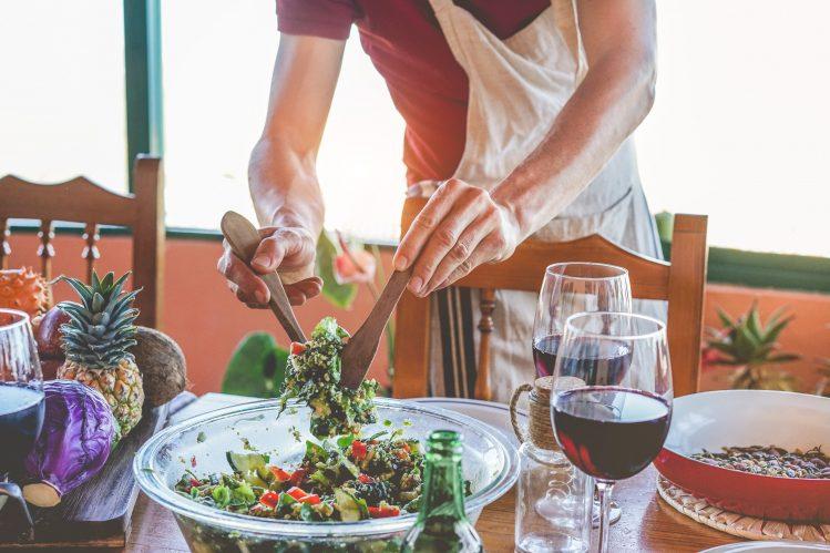 voyager vegan cuisiner