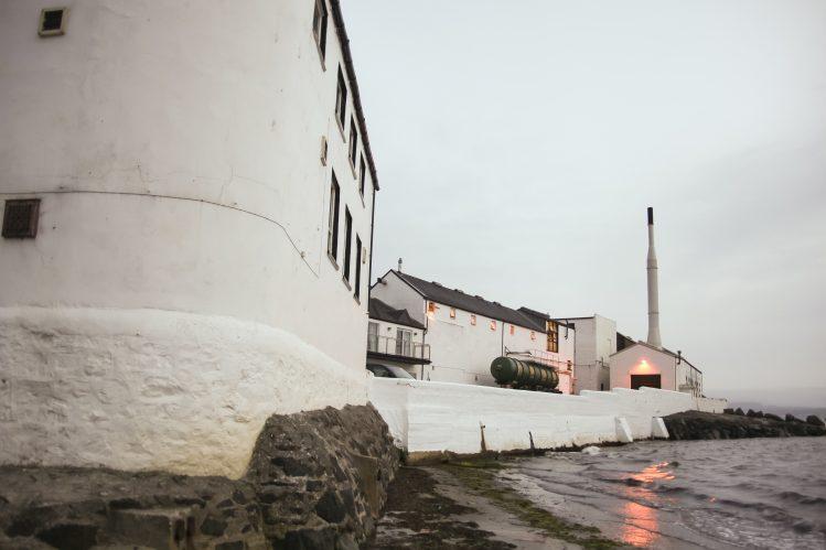 Écosse, fantômes, lieux hantés