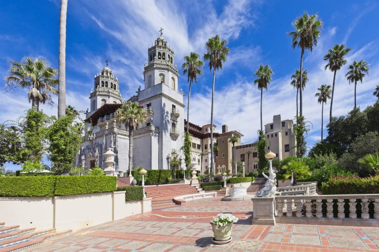 incontournables Californie Hearst Castle incontournable
