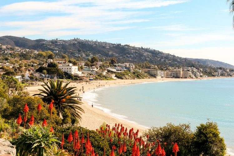 incontournables Californie Laguna Beach incontournable