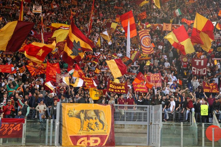 supporteurs roma stadio olimpico foot rome activites
