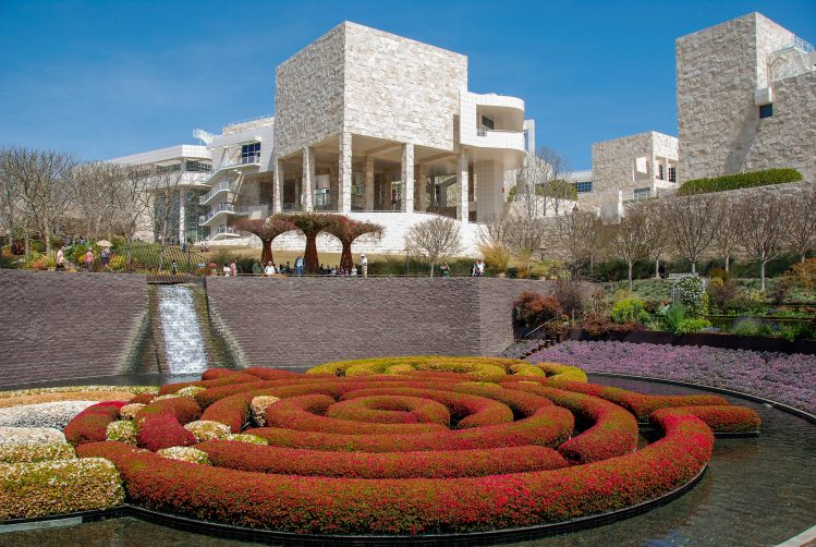 Californie Getty Center incontournable