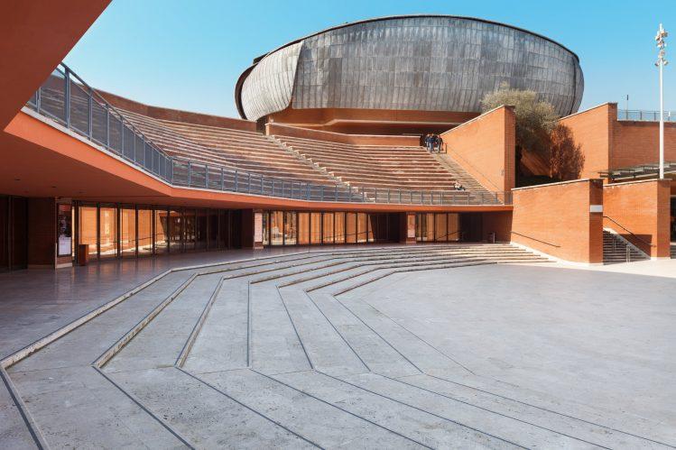 auditorium parco della musica musique rome activites