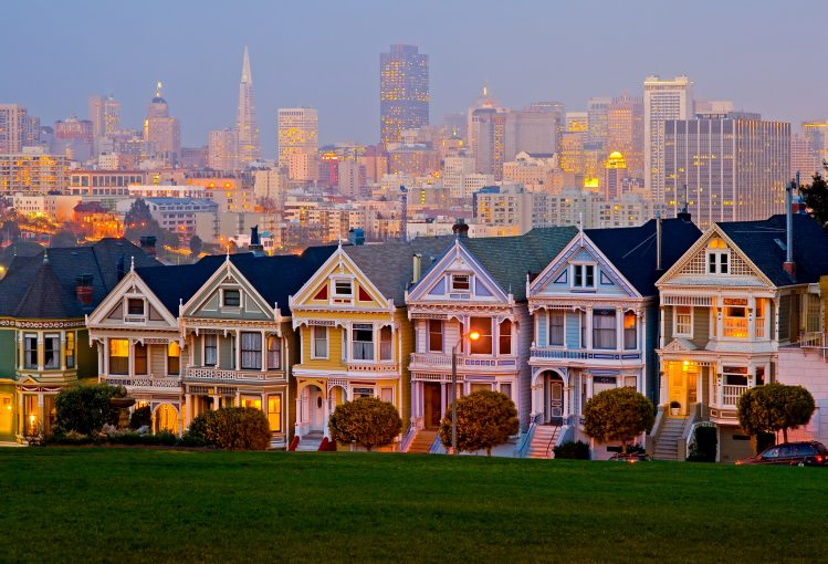 Californie San Francisco incontournable
