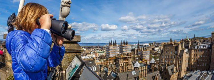 Que faire en Écosse avec des enfants?