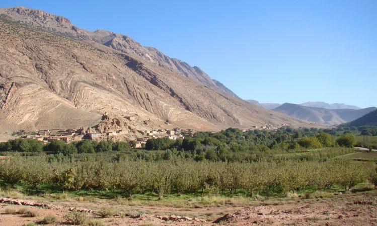 Maroc, randonnées