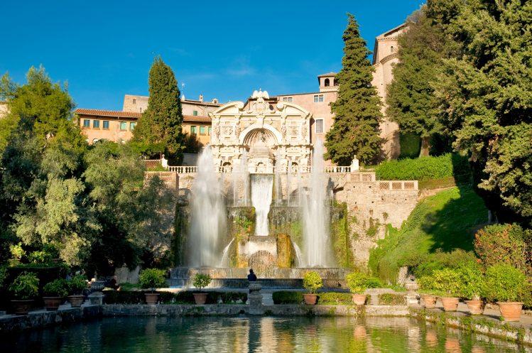 Rome, environs