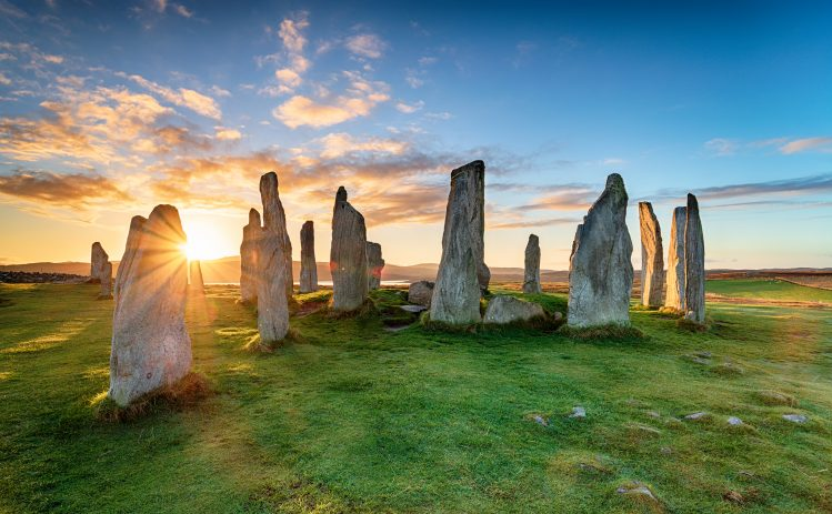Écosse, famille