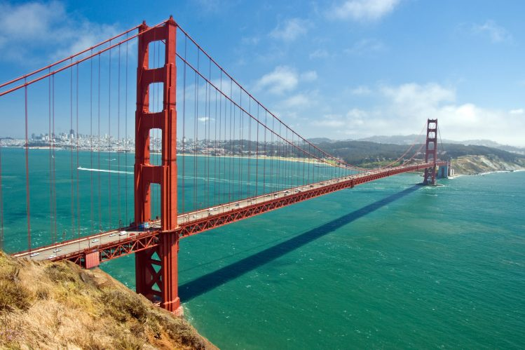 golden gate bridge san francisco californie ponts