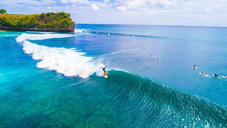 Bali Balangan plage
