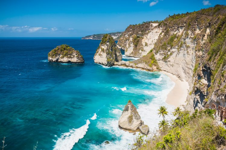 Bali Atuh Beach Nusa Penida plage