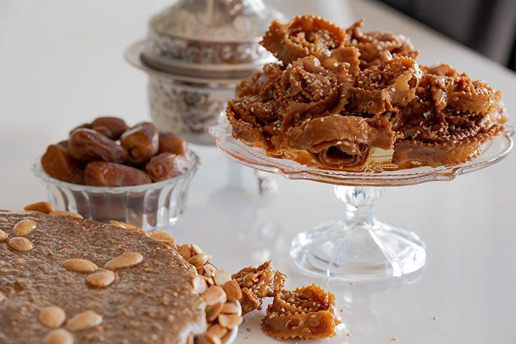 chebakia spécialités culinaires