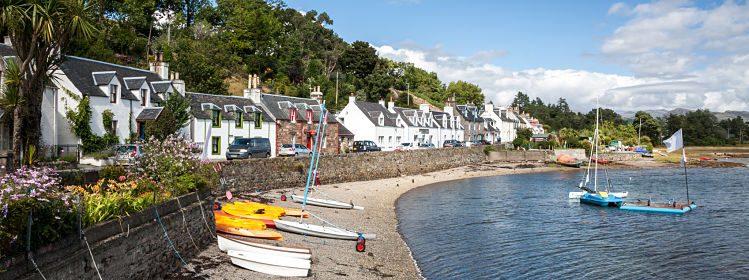Les plus beaux villages d'Écosse