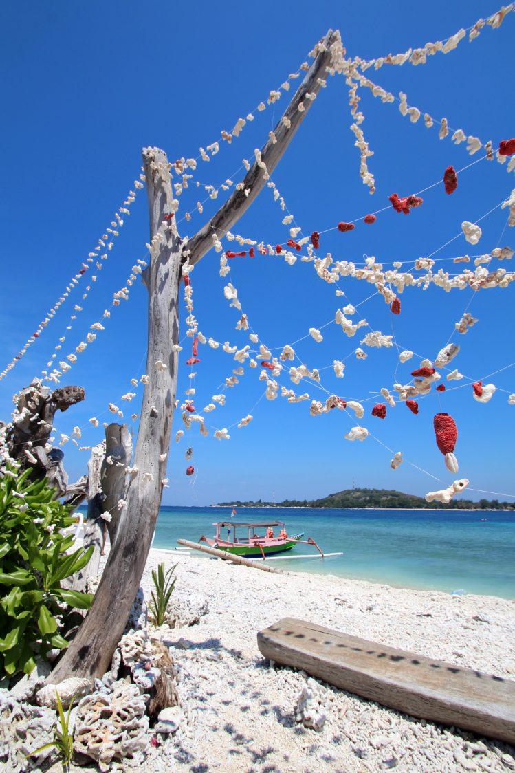 Bali Gili Air plage