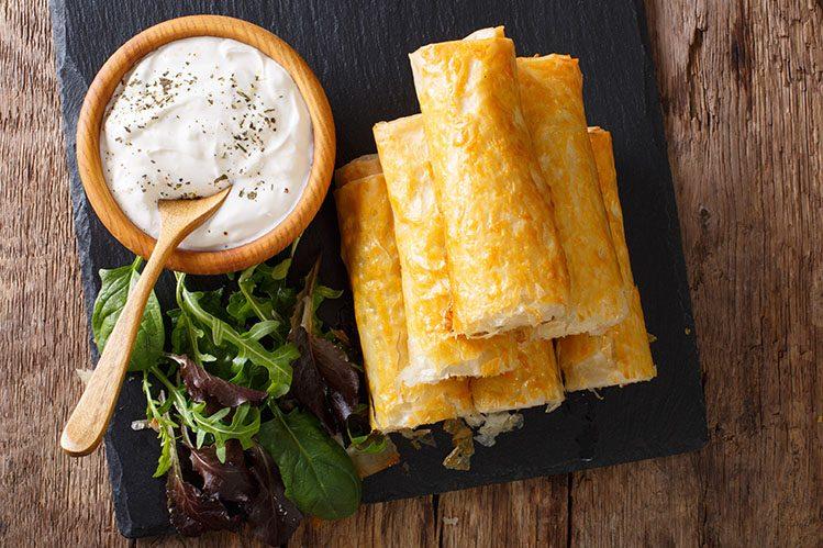 briouate spécialités culinaires maroc