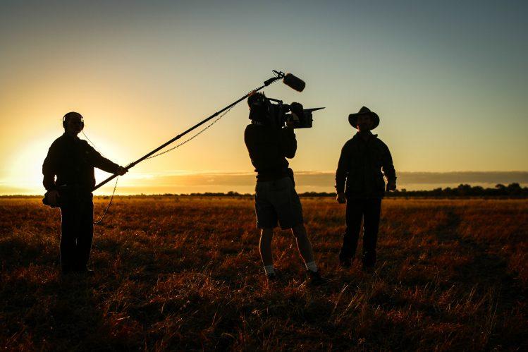 australie outback tournage film cinema