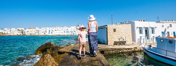La Crète avec des enfants