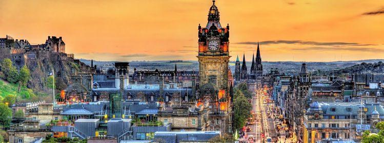 Dans quel quartier loger à Édimbourg?