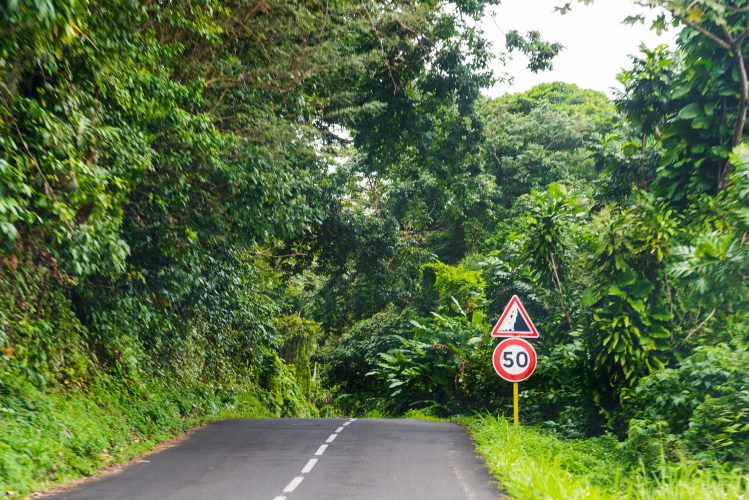 guadeloupe route road trip