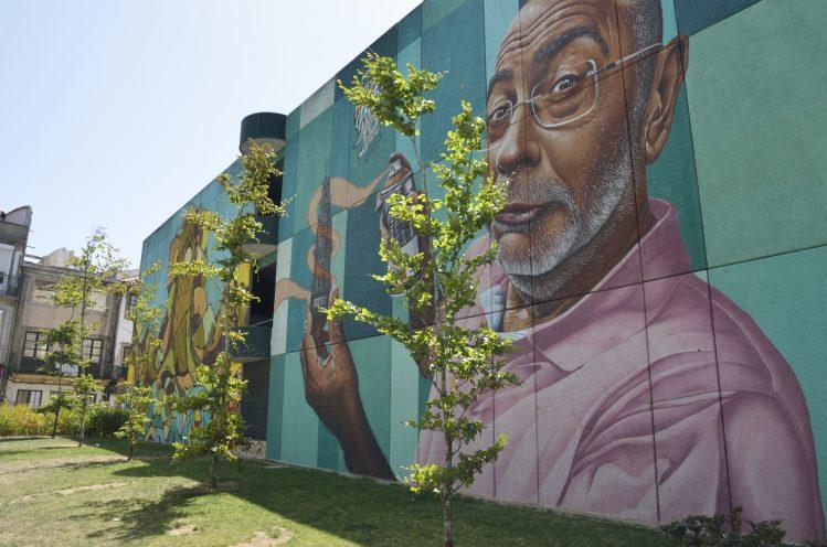 graffiti street art porto gratuit