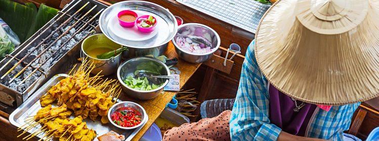 Thaïlande: les meilleures spécialités culinaires