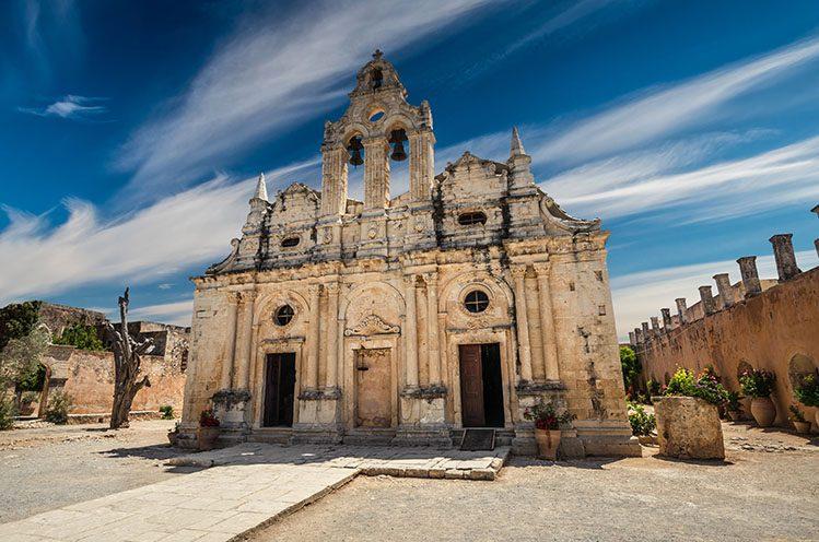 chapelle timios Stavros crète randonner