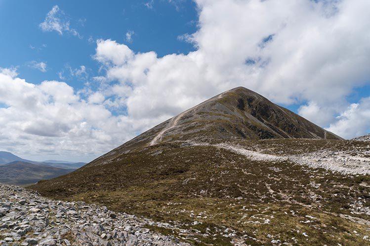 Mont Patrick Irlande randonnées