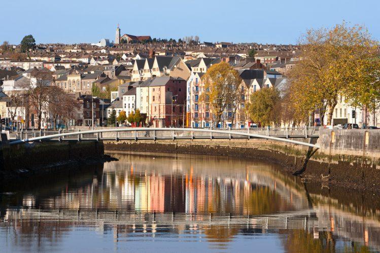 irlande cork quai saint-patrick