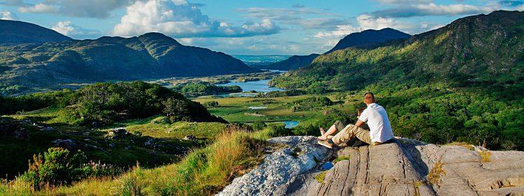Où faire de belles randonnées en Irlande?