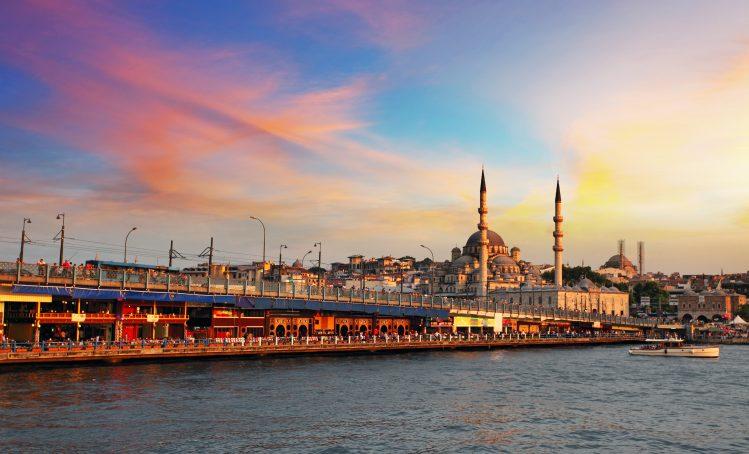 pont galata istanbul bosphore gratuit