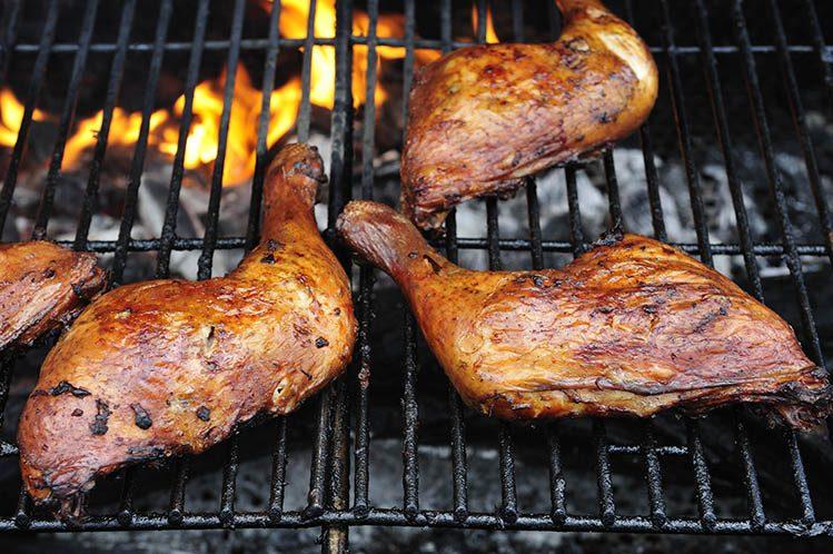 poulet boucané Martinique spécialités culinaires