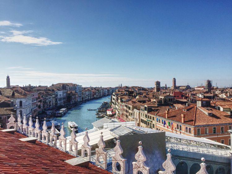 Fondaco dei Tedeschi Venise gratuit