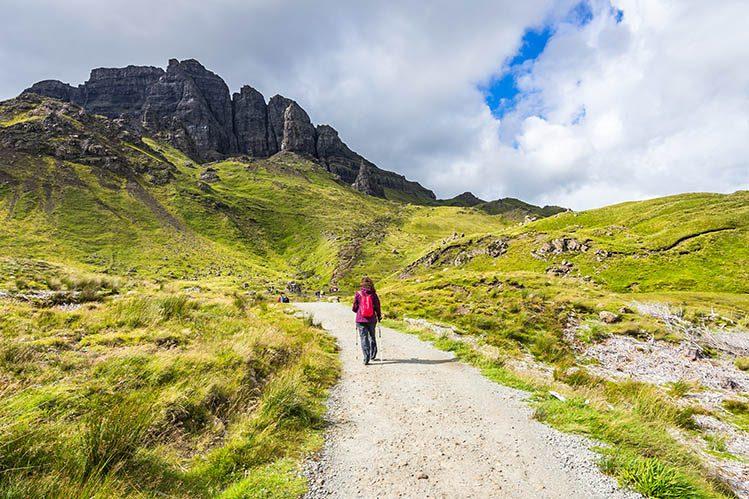 randonnée ile Skye écosse activités