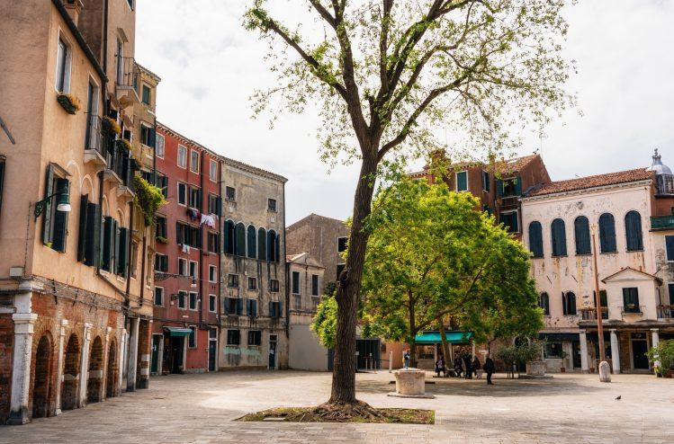 ghetto quartier gratuit Venise