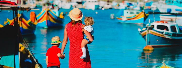 Que faire à Malte avec des enfants ?