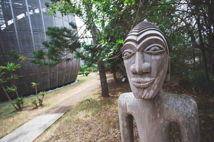 Centre Tjibaou Noumea Nouvelle-Calédonie road trip