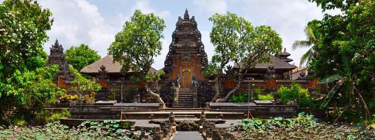 Pura Taman Saraswati, Ubud ©Desiree Caplas/Adobe Stock