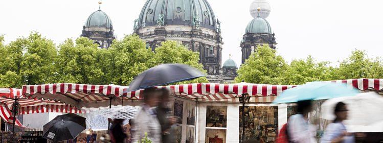 Que faire à Berlin quand il pleut?
