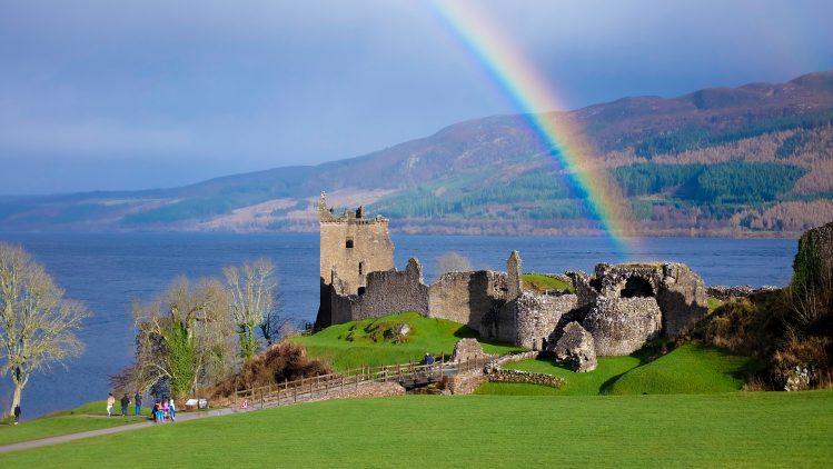 ecosse urquhart castle chateau que voir si vous aimez