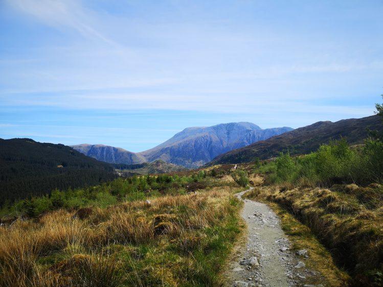 ben nevis randonnee ecosse west highland way