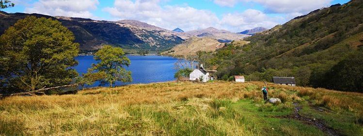 Randonnée en Écosse: le West Highland Way
