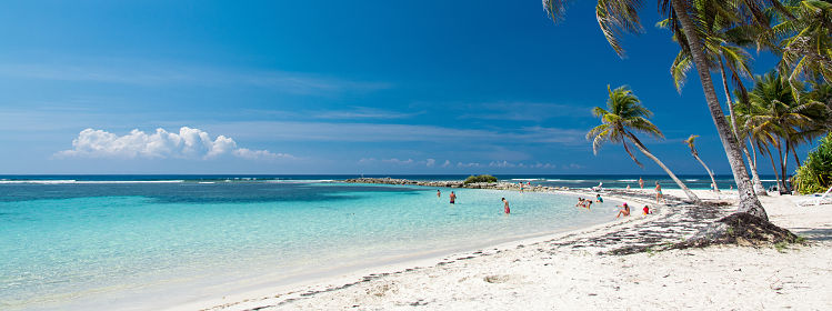 Guadeloupe: les meilleurs lieux de baignade