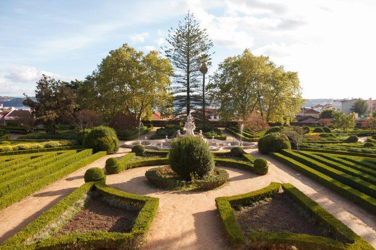 jardin botanique ajuda lisbonne activites
