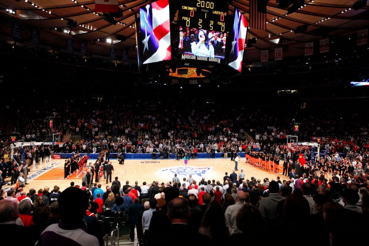 matche basket new york knicks