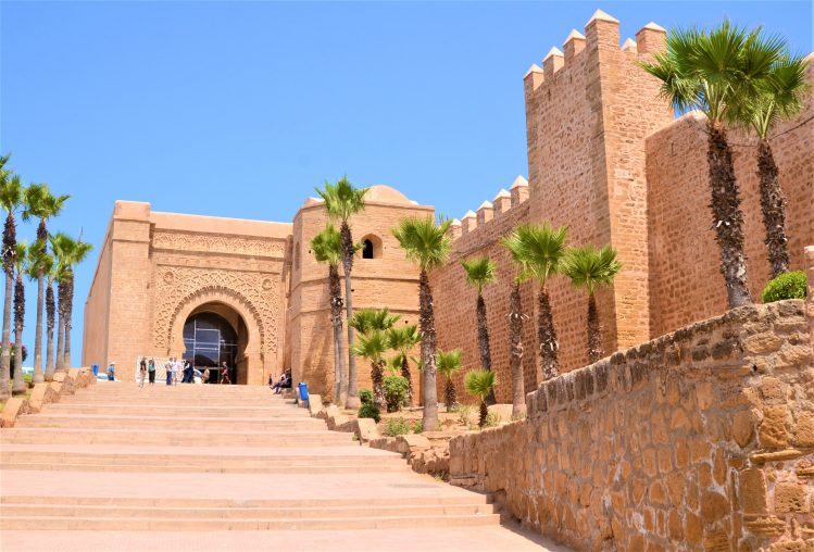 kasbah oudayas rabat maroc incontournables