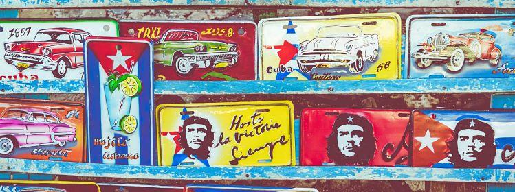 Quels souvenirs rapporter de Cuba?