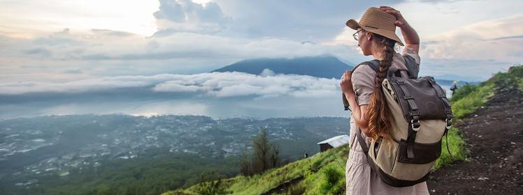 Bali et Lombok: où faire de la randonnée?