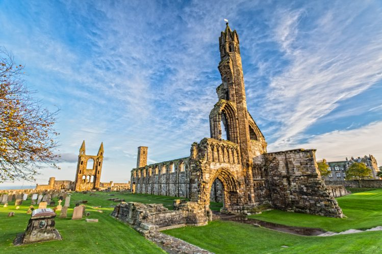 cathedrale saint andrews