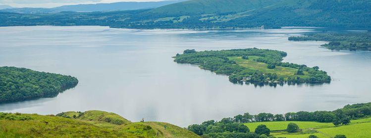 Conic Hill, Loch Lomond ©Stefano_Valeri/Shutterstock