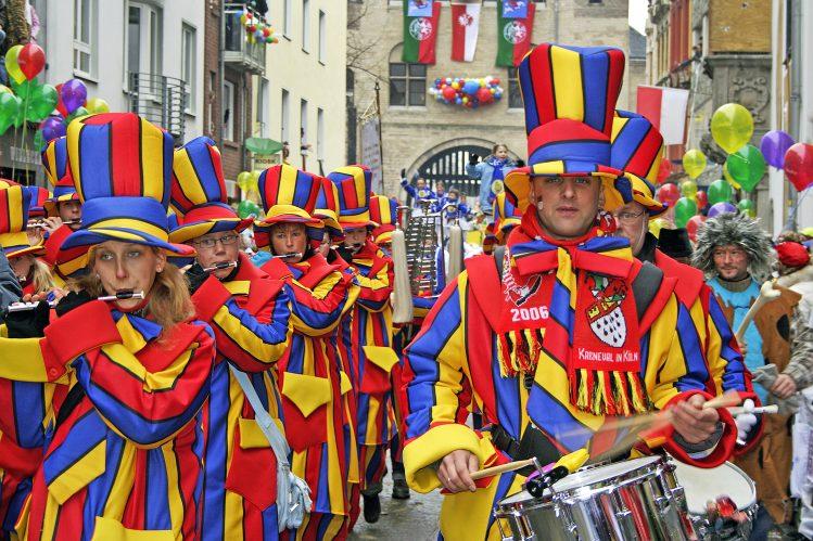 carnaval de cologne allemagne